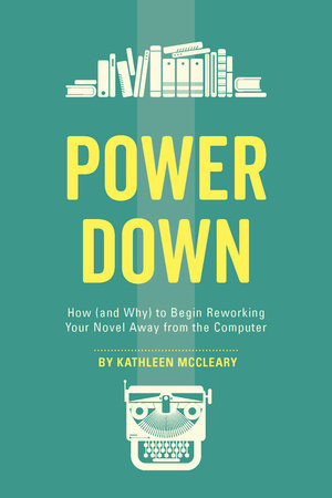 Power Down by Kathleen McCleary