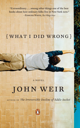 What I Did Wrong by John Weir