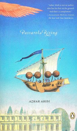 Passarola Rising by Azhar Abidi