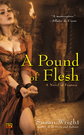 A Pound of Flesh by Susan Wright