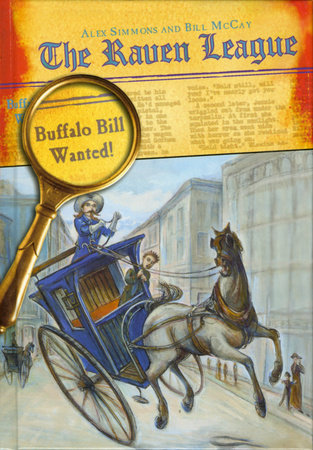 Buffalo Bill Wanted! by Alex Simmons and Bill McCay