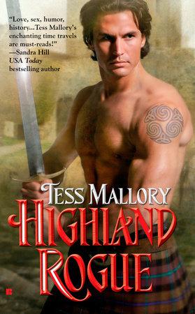 Highland Rogue by Tess Mallory