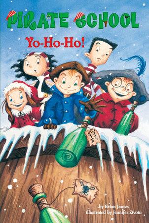 Yo-Ho-Ho! #7 by Brian James