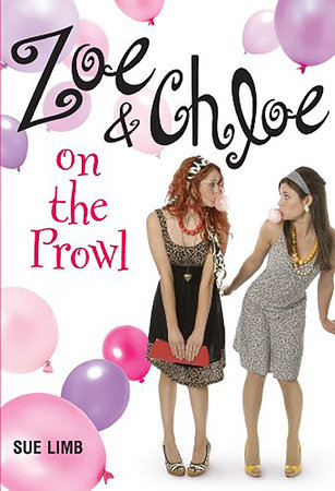 Zoe and Chloe on the Prowl by Sue Limb