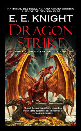Dragon Strike by E.E. Knight