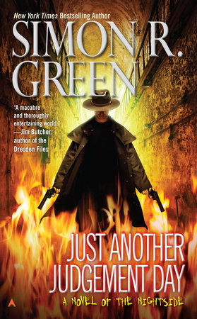 Just Another Judgement Day by Simon R. Green