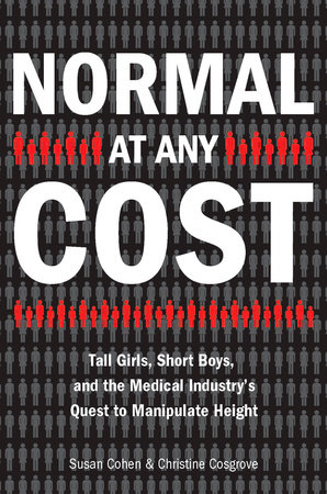Normal at Any Cost by Susan Cohen and Christine Cosgrove