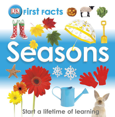 First Facts: Seasons by DK