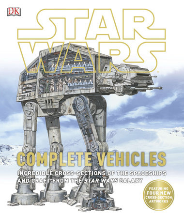 Star Wars: Complete Vehicles by DK