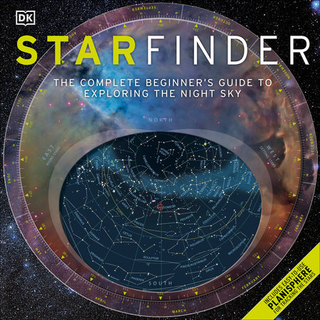 Starfinder by Carole Stott and Giles Sparrow
