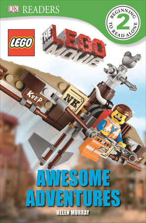 DK Readers L2: The LEGO Movie: Awesome Adventures by Helen Murray