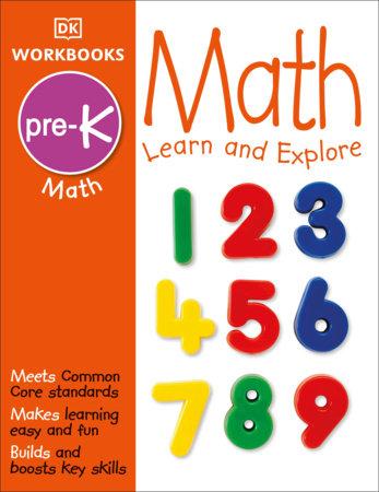 DK Workbooks: Math, Pre-K by DK
