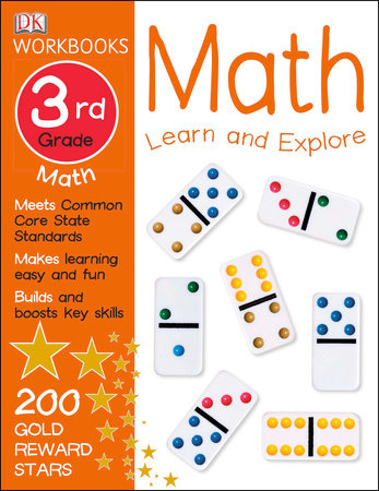 DK Workbooks: Math, Third Grade by DK