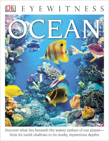 DK Eyewitness Books: Ocean by Miranda Macquitty
