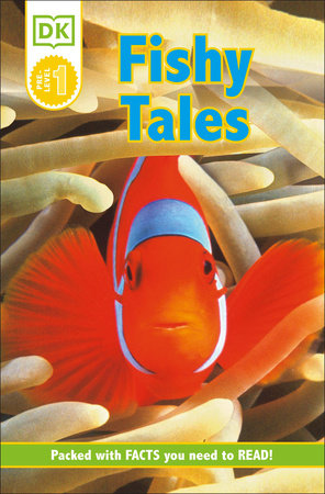 DK Readers L0: Fishy Tales by DK Publishing