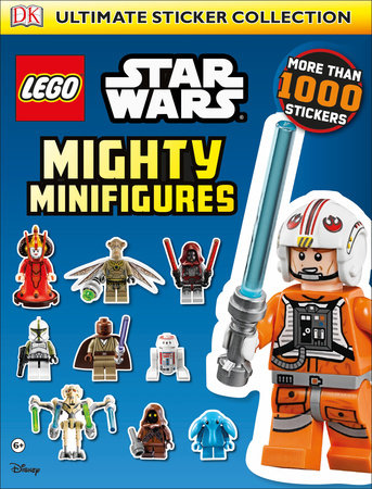 Ultimate Sticker Collection: LEGO Star Wars: Mighty Minifigures by DK