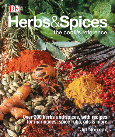 Herbs & Spices by Jill Norman
