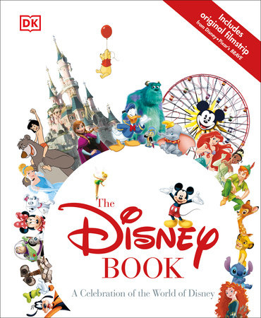 The Disney Book by Jim Fanning