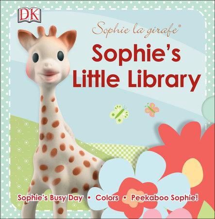 Sophie la girafe: Sophie's Little Library