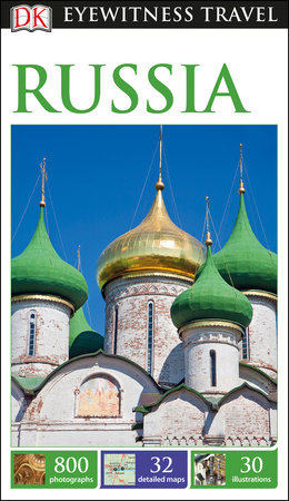 DK Eyewitness Russia by DK Eyewitness