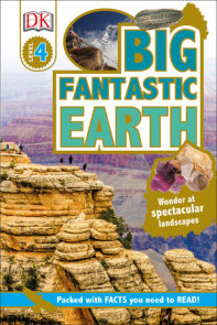DK Readers L4: Big Fantastic Earth