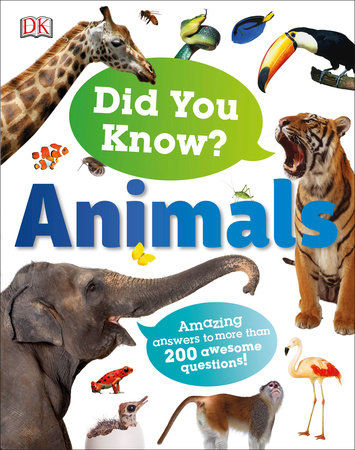 Did You Know? Animals by DK