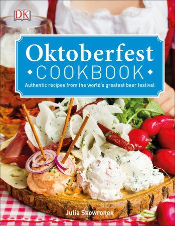 Oktoberfest Cookbook by Julia Skowronek