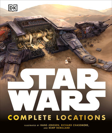 Star Wars: Complete Locations by DK
