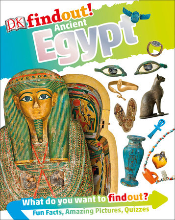 DKfindout! Ancient Egypt by DK