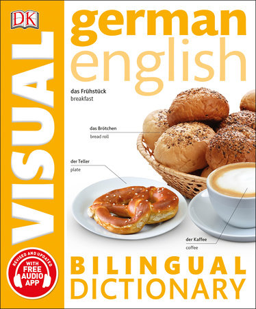 German English Bilingual Visual Dictionary