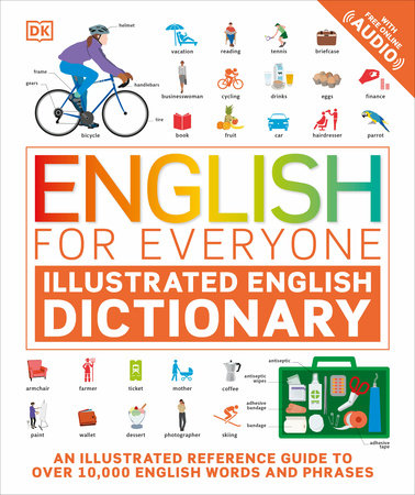 English for Everyone Illustrated English Dictionary by DK