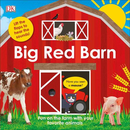 Big Red Barn by DK