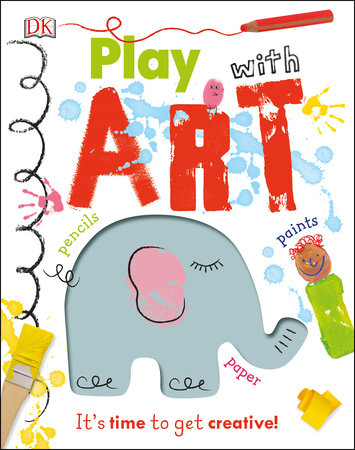 Play With Art by DK