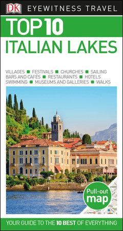 DK Eyewitness Top 10 Italian Lakes by DK Eyewitness