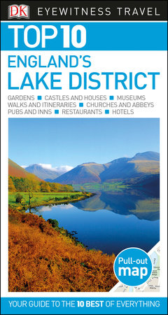 DK Eyewitness Top 10 England's Lake District by DK Eyewitness