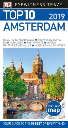 DK Eyewitness Top 10 Amsterdam by DK Eyewitness