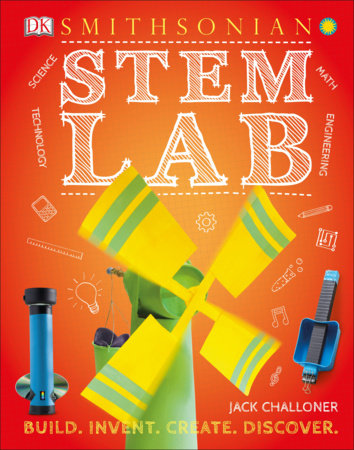 STEM Lab by Jack Challoner; Smithsonian Institution