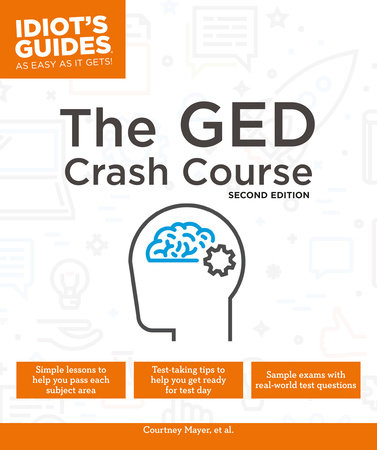 The GED Crash Course, 2E by Alpha