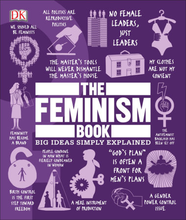 The Feminism Book by DK