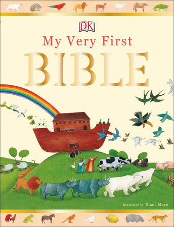 My Very First Bible by DK