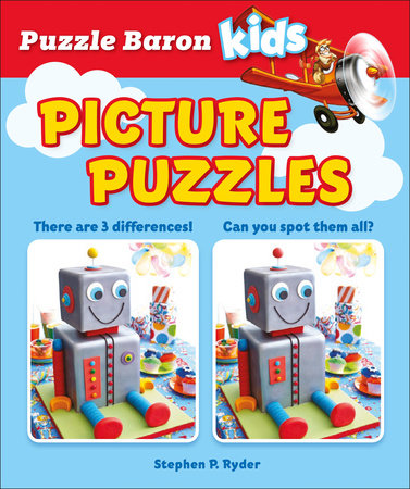 Puzzle Baron Kids Picture Puzzles by Puzzle Baron
