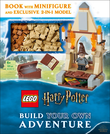 LEGO Harry Potter Build Your Own Adventure by Elizabeth Dowsett