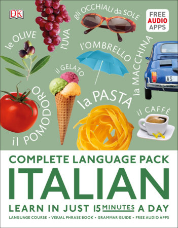 Complete Language Pack Italian by DK