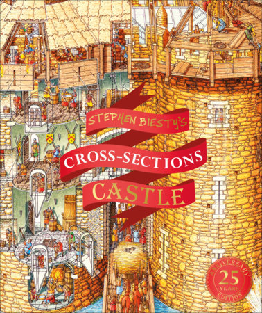 Stephen Biesty's Cross-Sections Castle by Stephen Biesty
