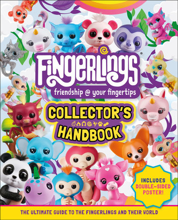 Fingerlings Collector's Handbook by DK