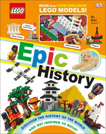 LEGO Epic History by Rona Skene