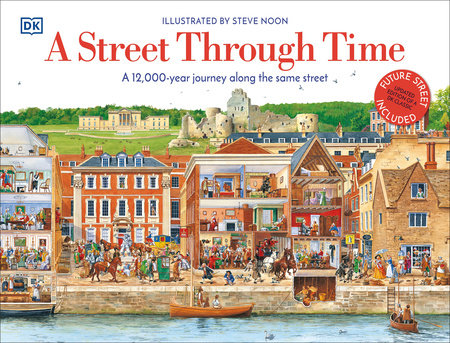 A Street Through Time by