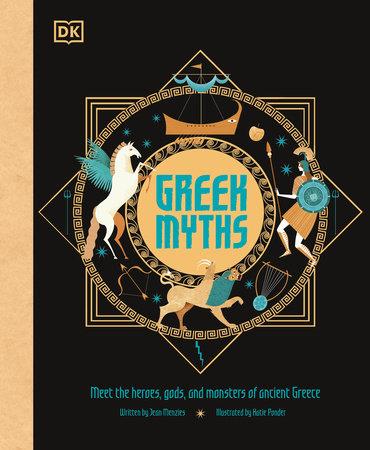 Greek Myths by DK