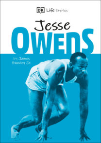 DK Life Stories Jesse Owens  (Library Edition)