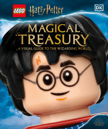 LEGO® Harry Potter  Magical Treasury by Elizabeth Dowsett
